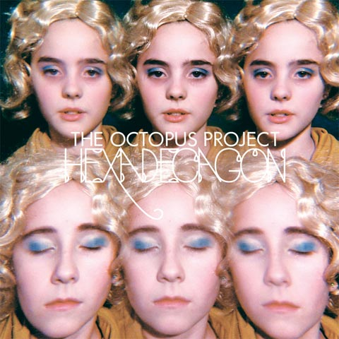 The Octopus Project: Hexadecagon album cover