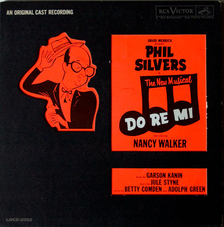 Phil Silvers: Do Re Me cast recording