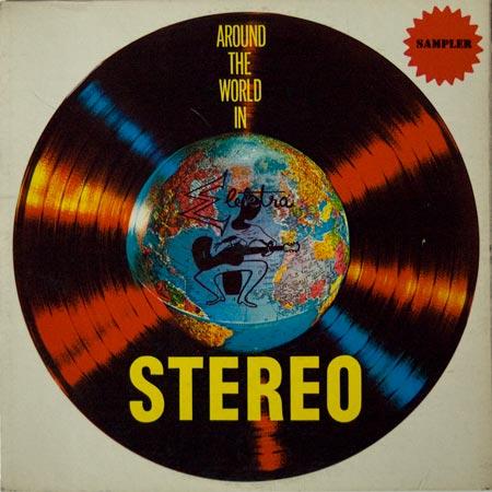 early Elektra record sampler