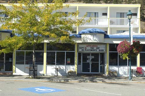 The Hip Replacements, Peachland, BC