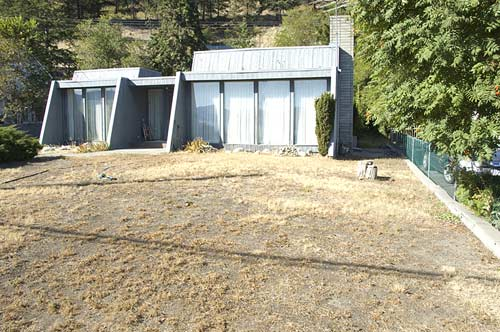 house in Peachland, BC