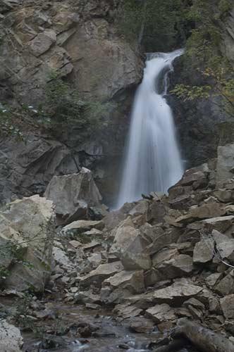 Hardy Falls, Peachland, BC