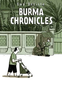 Burma Chronicles book cover