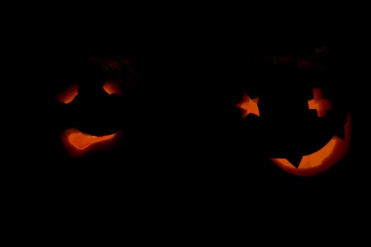 Halloween, Pender Island, BC