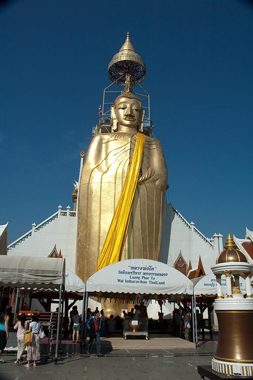giant Buddha, Bangkok