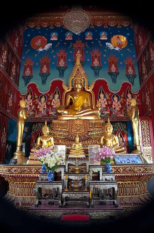 Lucky Buddha, Bangkok