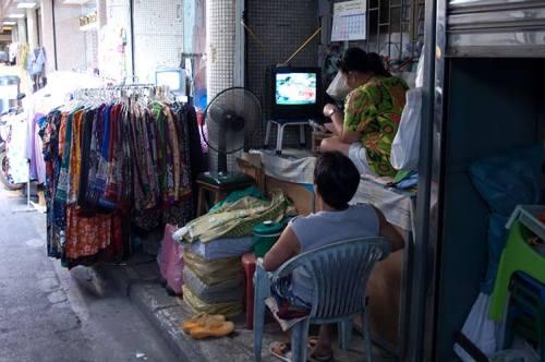 alley, Bangkok, Thailand