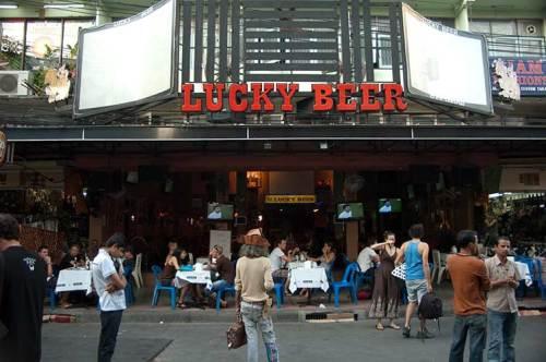 Lucky Bar, Khao San, Bangkok