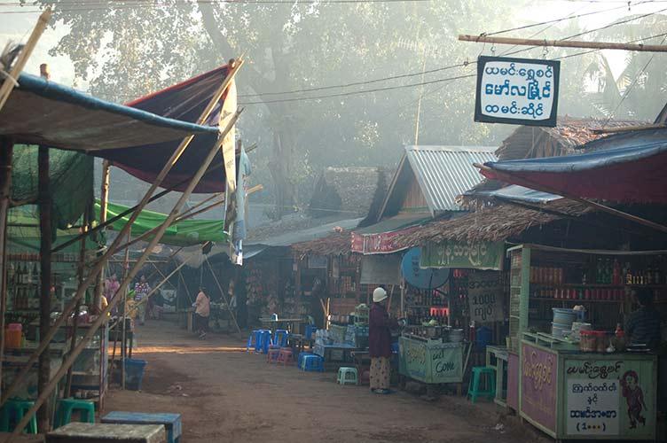 Kinpun, Myanmar