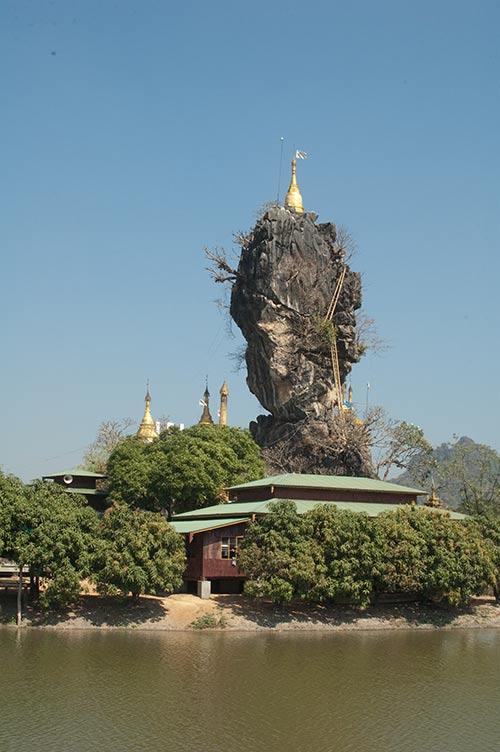 Kyauk Kalap, Myanmar