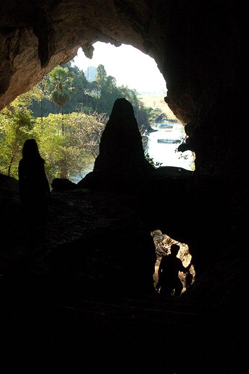Saddar Cave, Myanmar