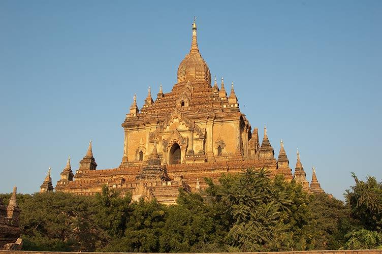 Pagoda at Bagan