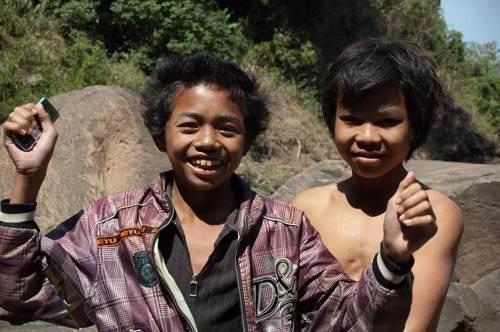 waterfall mafia, Tad Suong, Laos