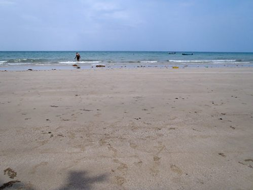 White Sands, Koh Chang, Thailand