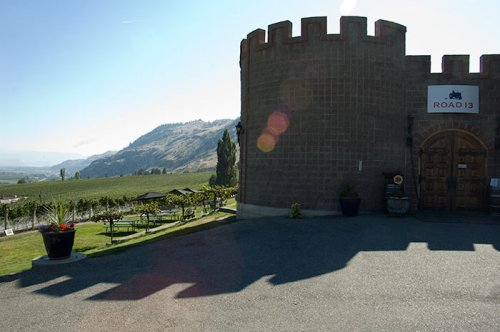 Road 13 Winery, Oliver, BC