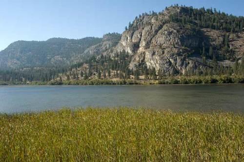 Vaseux Lake, BC