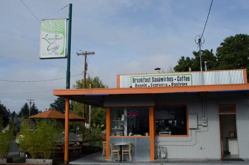 Laurelhurst Cafe, Portland