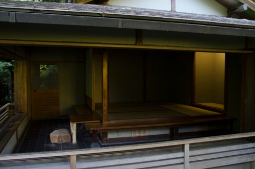 Tea House, Japanese Garden, Washington Park, Portland