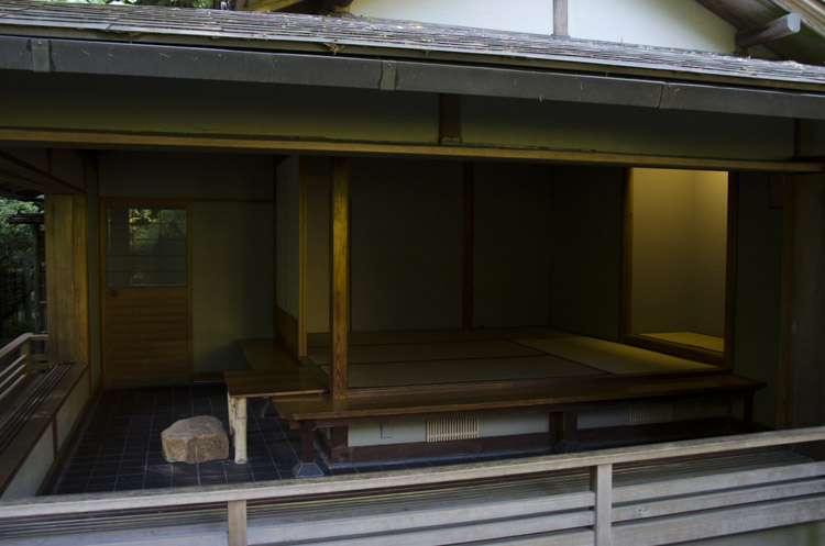 Tea House, Japanese Garden, Washington Park, Portland