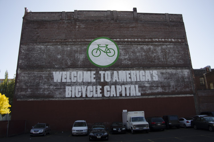 Portland: America's Bicycle Capital