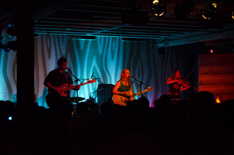Laura Veirs and band, Doug Fir Lounge