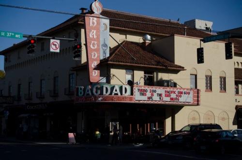 The Bagdad Theatre, Portland, Oregon