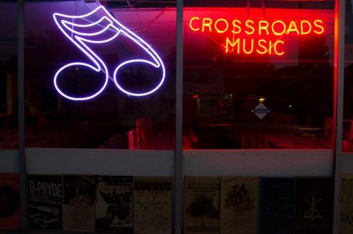 Crossroads Music, Portland, Oregon