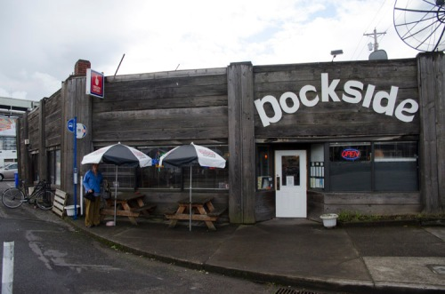 The Dockside Saloon and Restaurant, Portland, Oregon