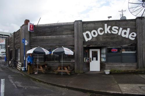 The Dockside Saloon and Restaurant, Portland, Oregon