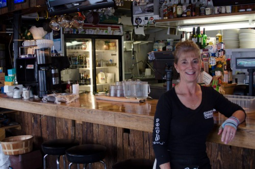 Kathy Peterson, Dockside Saloon and Restaurant, Portland, Oregon