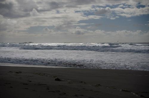 Oregon Coast surf