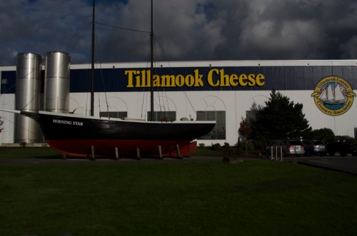 Tillamook Cheese, Oregon