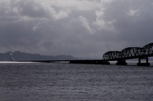 Astoria-Megler Bridge, from the Washington state side