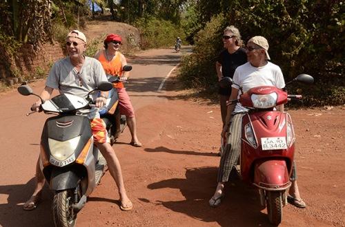 agonda-scooter-ride