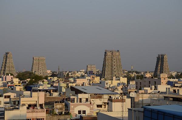 madurai-temple-view