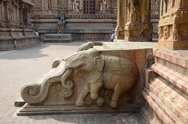 thanjavur-temple-elephant