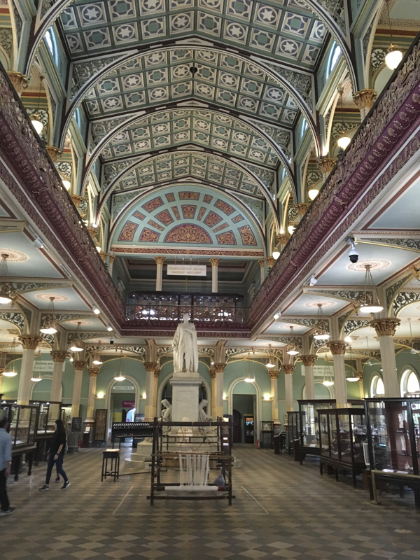 Dr. Bhau Daji Lad Mumbai City Museum interior