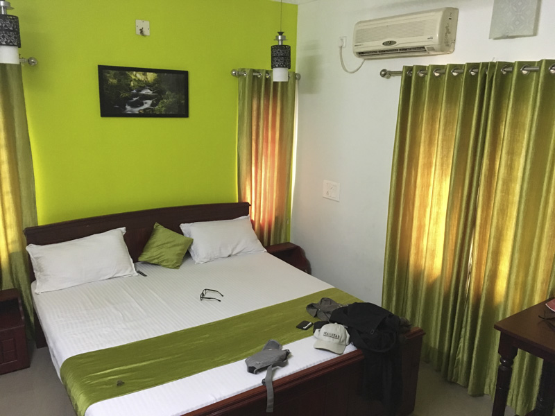 room in Royal Pergola homestay, Kochi, India