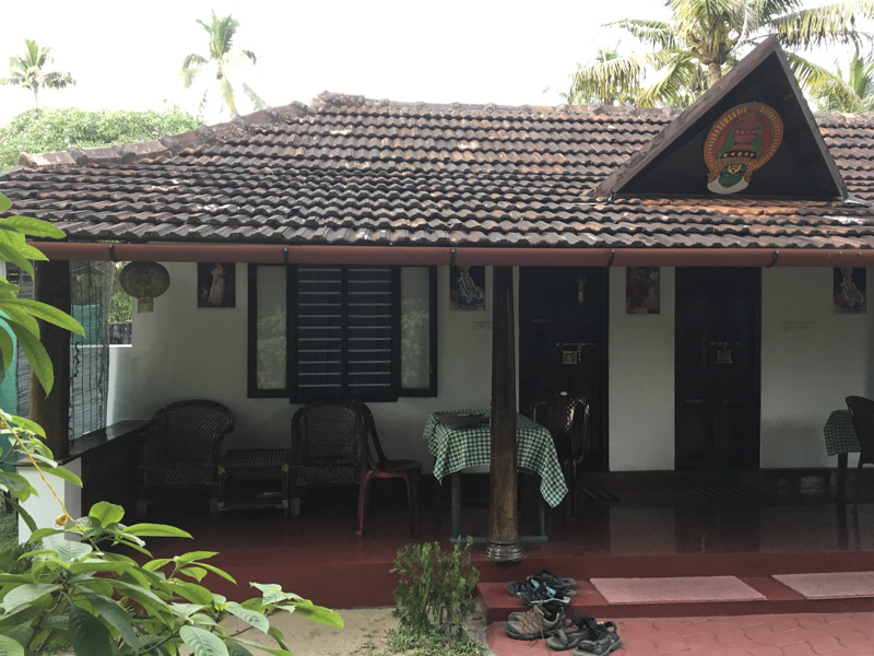 Marari Siva Beach Homestay, Kerala, India