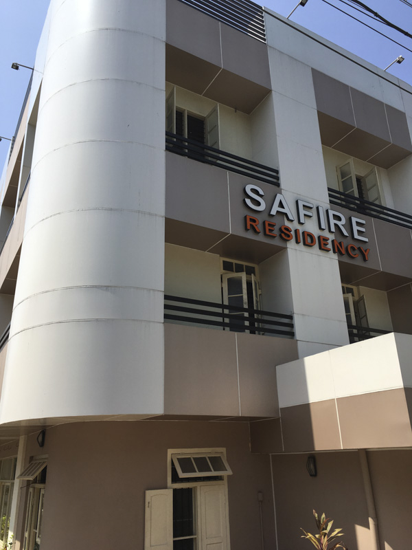The Safire Residency in Trivandrum, India