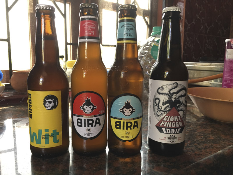 Indian craft beers