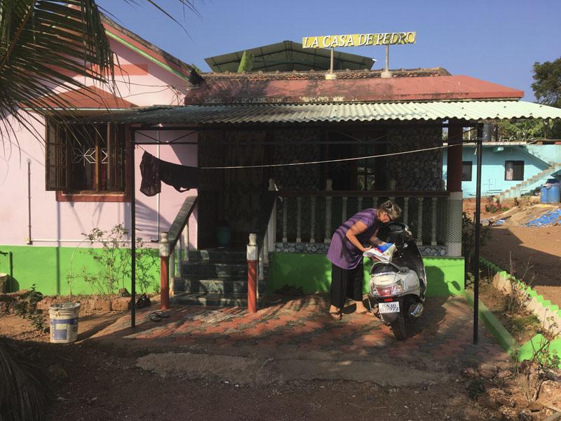 La Casa de Pedro, Agonda, India