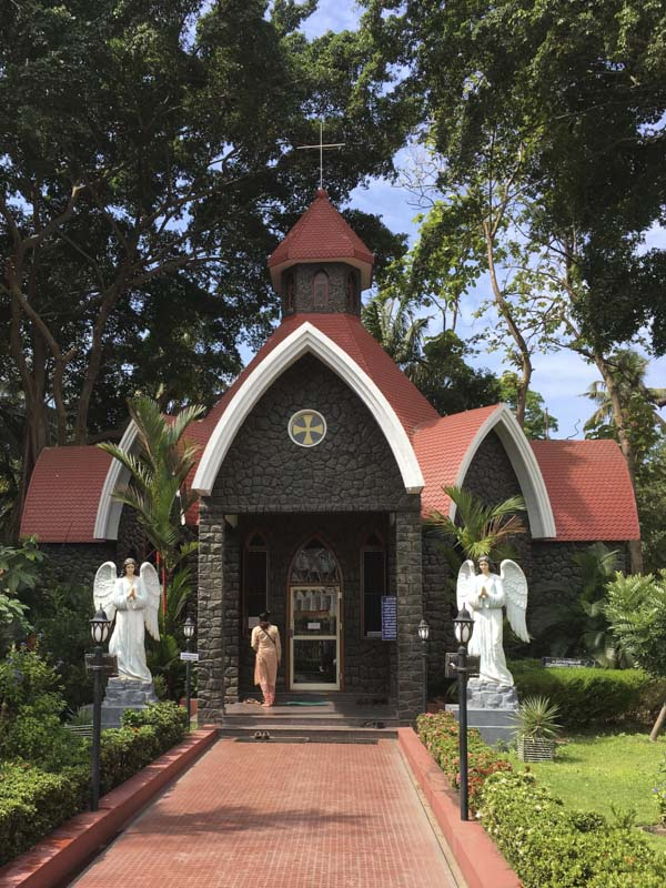 Adoration Syro Malabar Chapel, Ernakulam, India