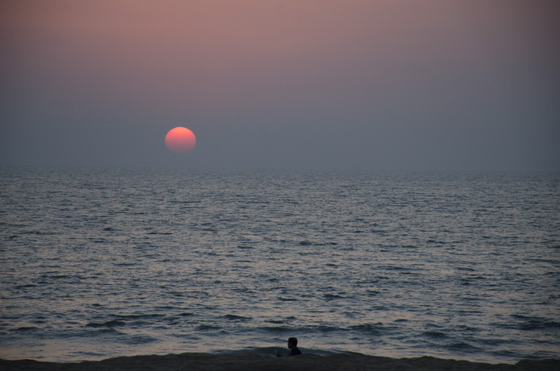 Sunset, Agonda Beach, Goa, India