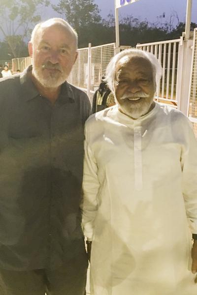 Imtiaz Qureshi, famous Indian chef